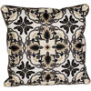Picture of Taupe Medallion 18x18 Pillow *P