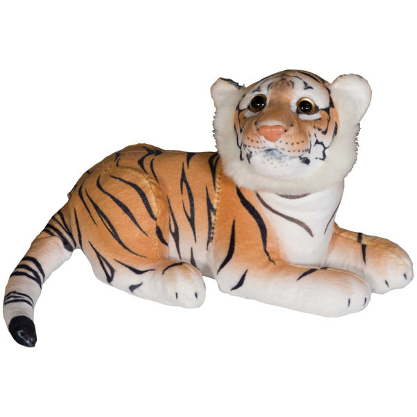 """Picture of 24"""" Soft Brown Tiger"""