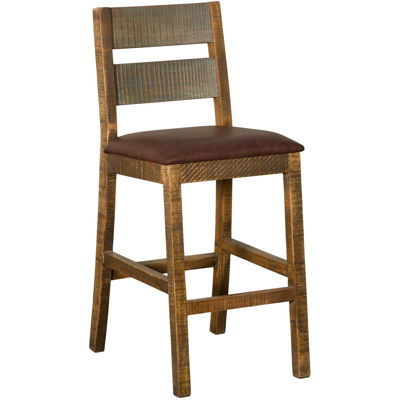 """Picture of Antique 30"""" Barstool"""