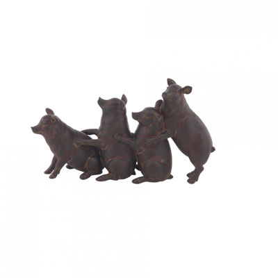 Picture of Pigs Sculpture