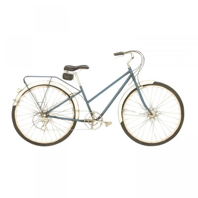 Picture of Blue Bicycle Wall Decor