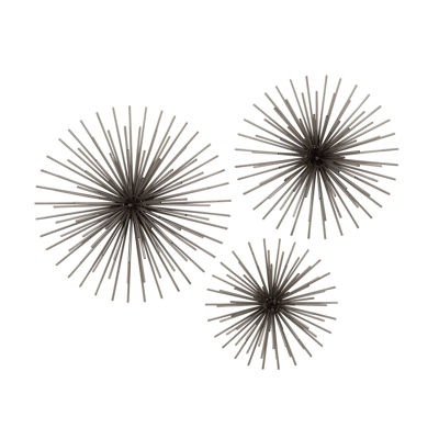 Picture of Set Three Metal Tube Wall Decor