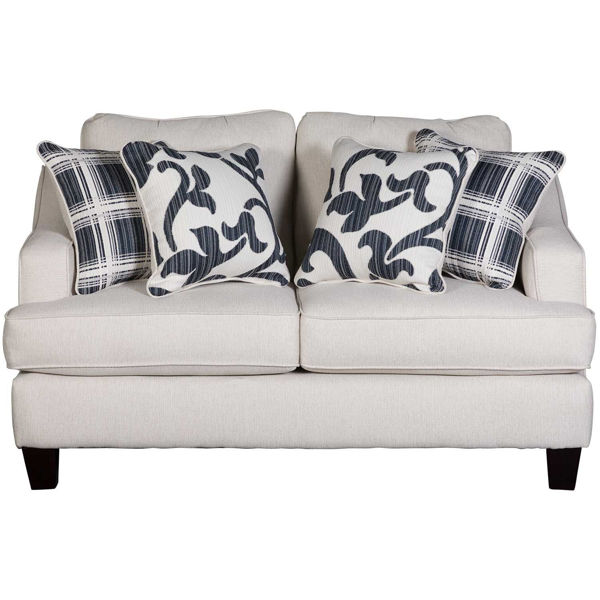 Picture of Penny Beige Loveseat