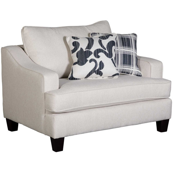 Picture of Penny Beige Chair and a Half