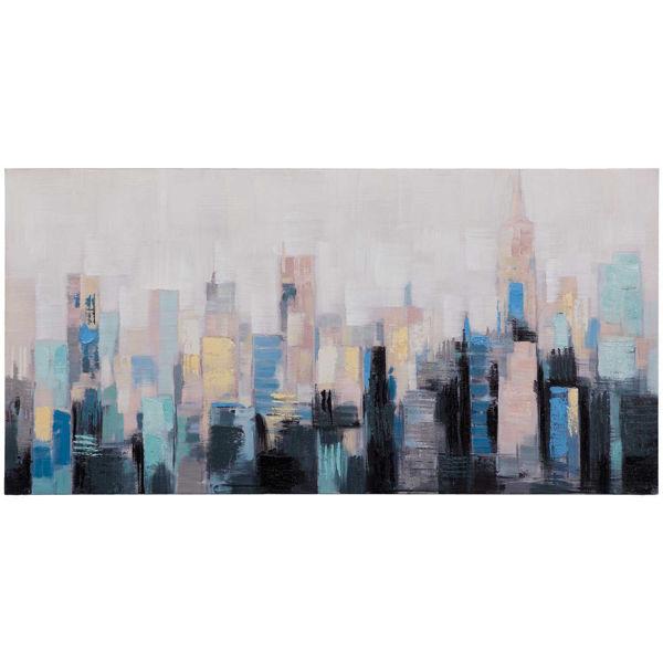 Picture of Blue Cityscape