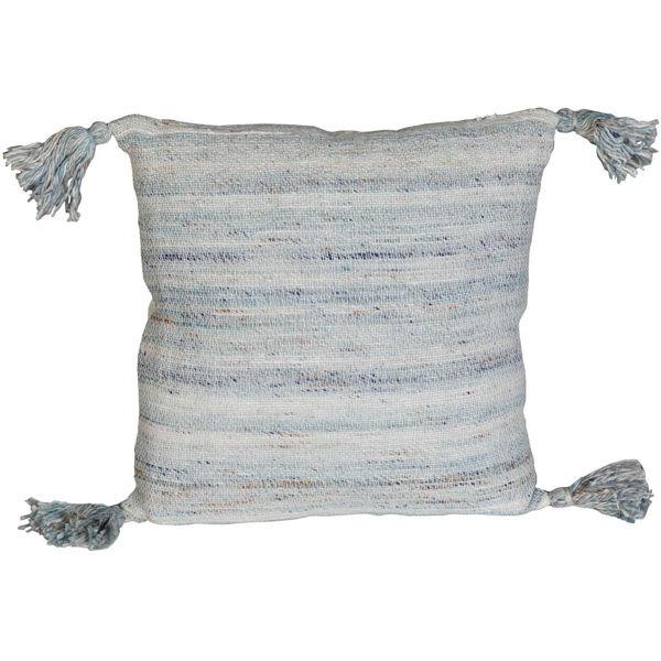 Picture of 20x20 Indoor/Outdoor Blue Pillow