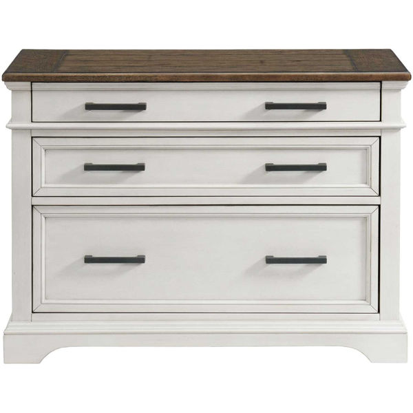 """Picture of Drake 42"""" Lateral File Cabinet"""