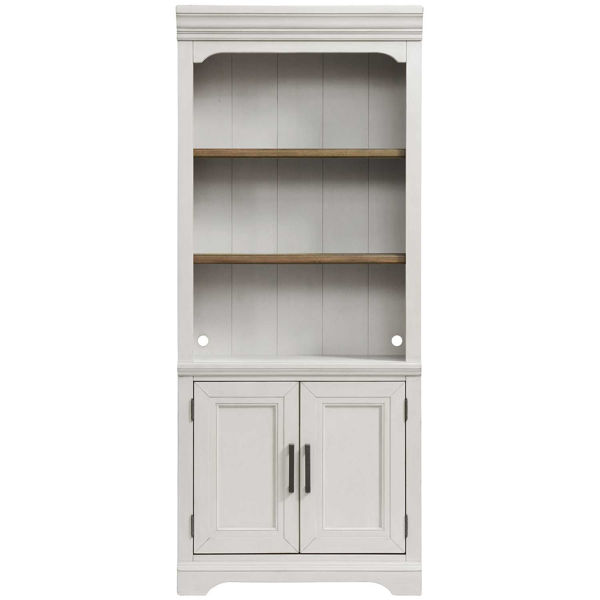 """Picture of Drake 76"""" Bunching Door Bookcase"""