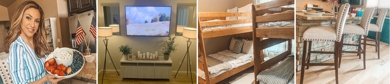 Blogger Spotlight | Quick and Inexpensive Summer Home Makeover Ideas with Jill Esteban