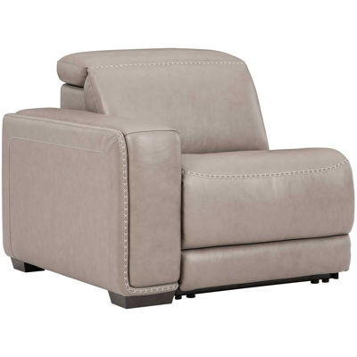 Picture of Correze Leather LAF Power Recliner with Adjustable