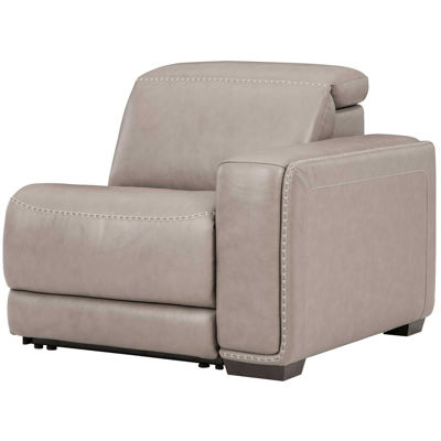 Picture of Correze Leather RAF Power Recliner with Adjustable