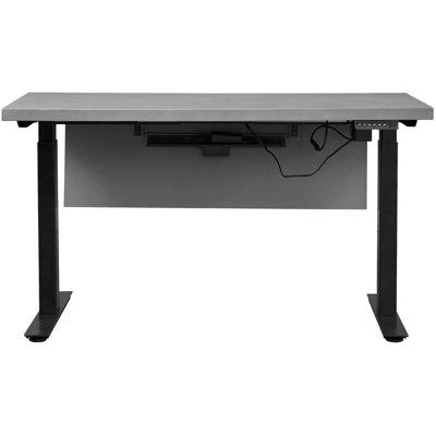 "Picture of Millis Grey 54"" Lift Desk"