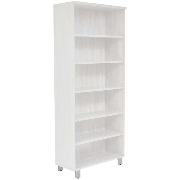 Picture of Fontana Tall Bookcase, White
