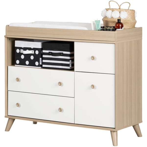 Picture of Yodi Changing Table with Drawers
