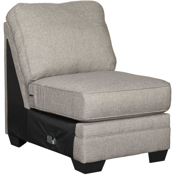 Picture of Cresson Pewter Armless Chair
