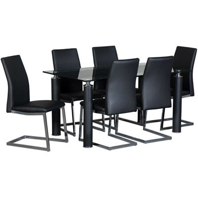 Picture of Shanghai 7 Piece Dinette Set