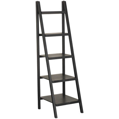 Picture of Black Ladder Shelf