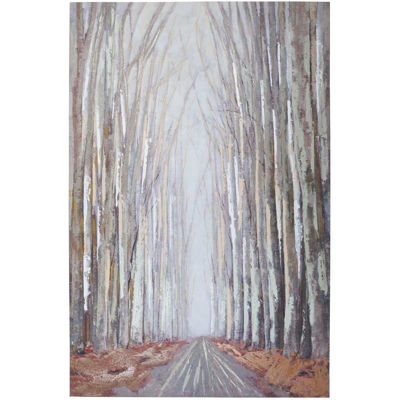 Picture of Between The Trees Canvas