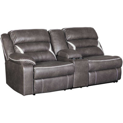 Picture of Kincord LAF Power Recline Console Sofa
