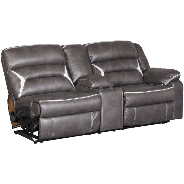 Picture of Kincord RAF Power Recline Console Sofa