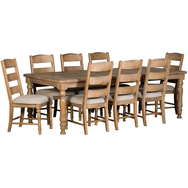 Picture of Highland 9 Piece Dining Set