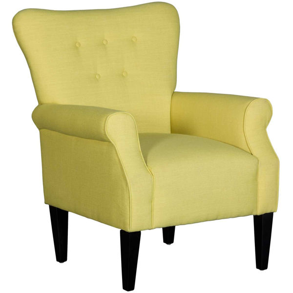 Picture of Beck Citrine Green Accent Chair