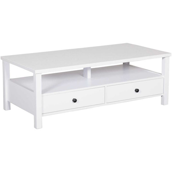 Picture of White Coffee Table