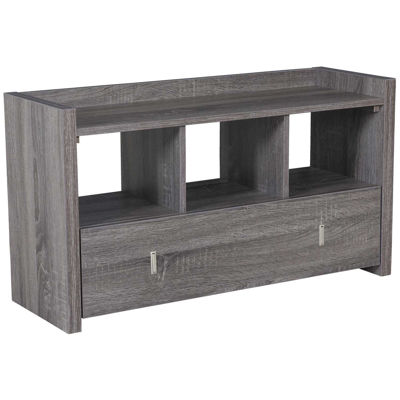 Picture of Grey Shoe Cabinet