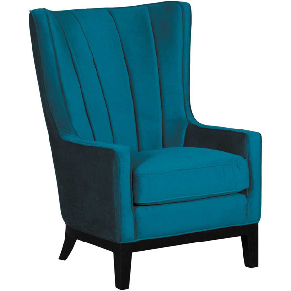 Picture of Alexandria Ocean Accent Chair