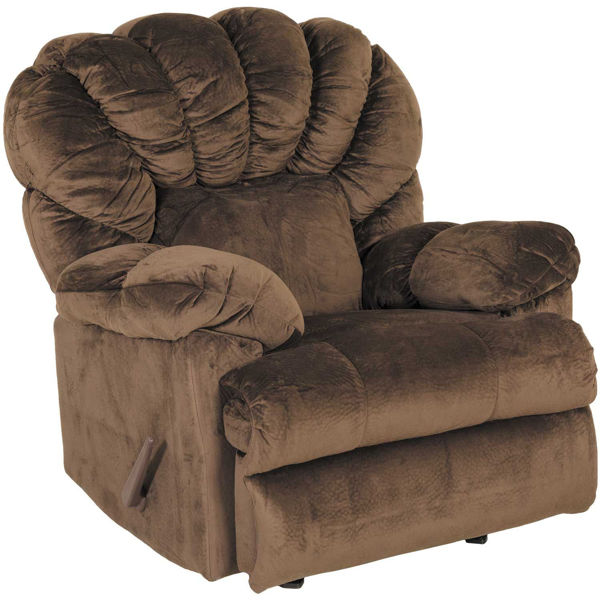 Picture of Victory Chocolate Recliner