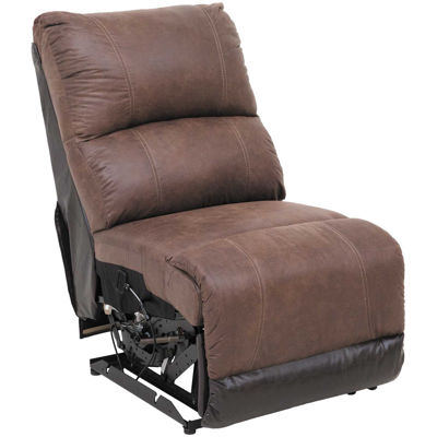 Picture of 2Tone Armless Recliner