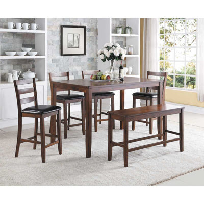 Picture of Sunset 6 Piece Counter Height Dining Set