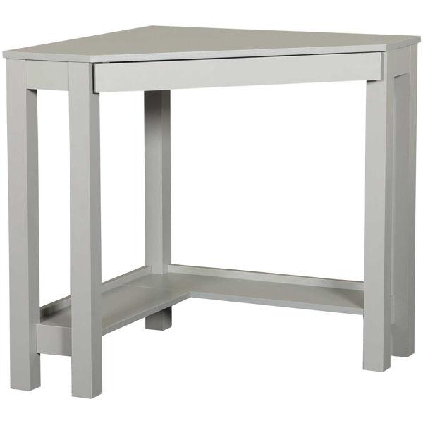 Picture of Parsons Gray Corner Desk
