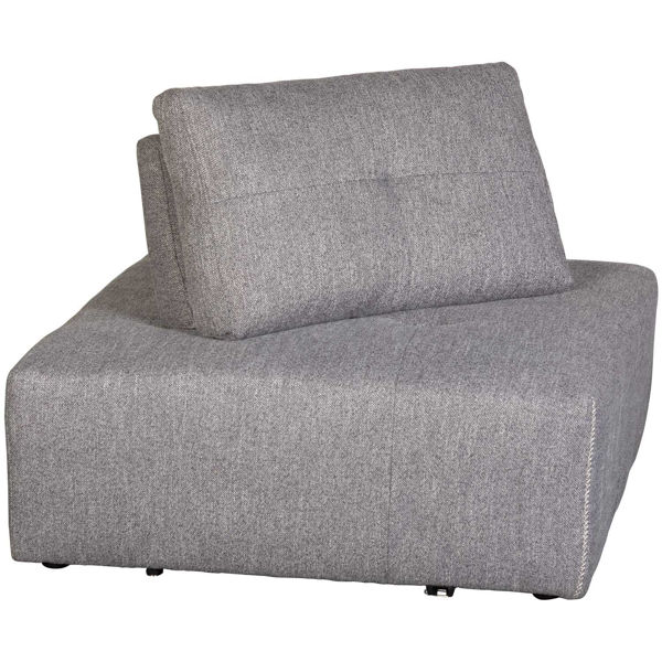 Picture of Adapt Gray Corner Chair