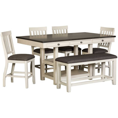 Picture of Chelsea Counter Height 6 Piece Set