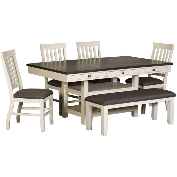 Picture of Chelsea Dining Height 6 Piece Set