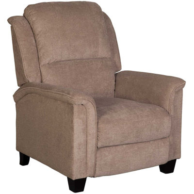 Picture of Beige Push Back Recliner