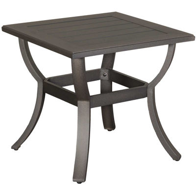 """Picture of Sorrento 23"""" Square End Table"""