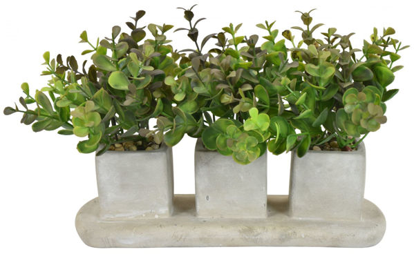 Picture of Faux Greenery 3 In 1