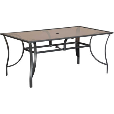 Picture of Ravinia Rectangular Patio Dining Table