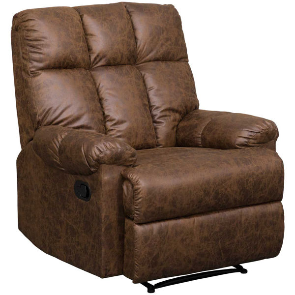 Picture of Brown Recliner