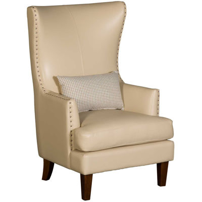 Picture of Kori Cream Leather Chair