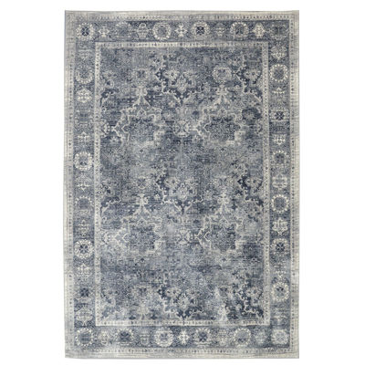 Picture of Fair Point Sea Traditional 5X8 Rug