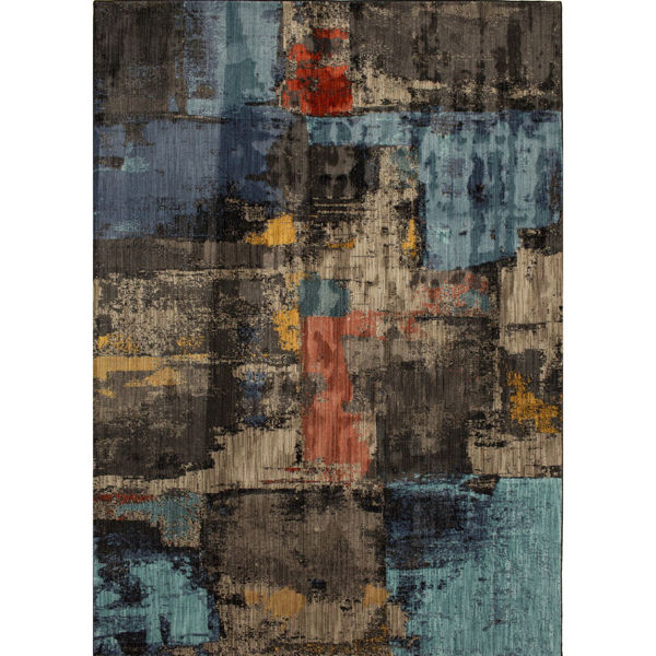 Picture of Elements Frisco Multi 8x11 Rug