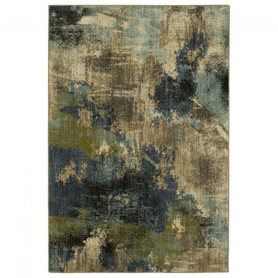 Picture of Carrizo Multi 5x8 Rug