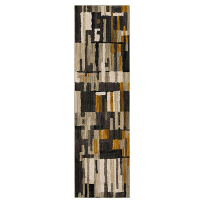 Picture of Bacchus Mustard 2x7 Rug