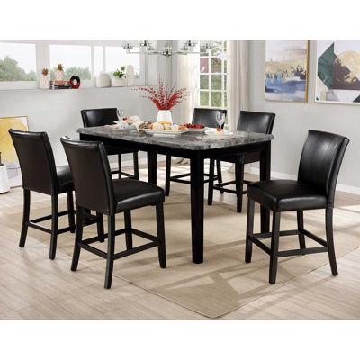 Picture of Brian 7 Piece Counter Height Set