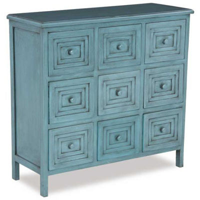 Picture of Seafoam Green Accent Chest