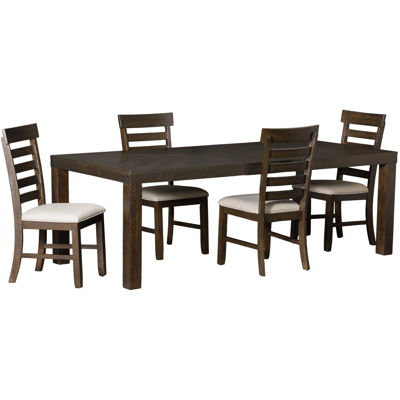 Picture of Colorado 5 Piece Dining Height Set