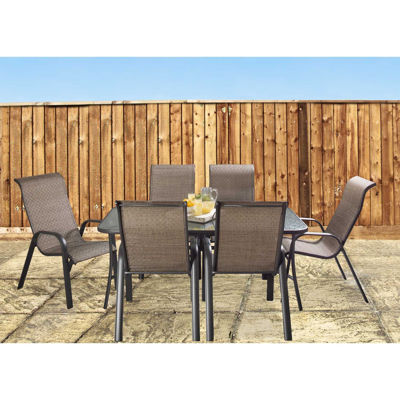 Picture of Rushmore 7 Piece Patio Dining Set